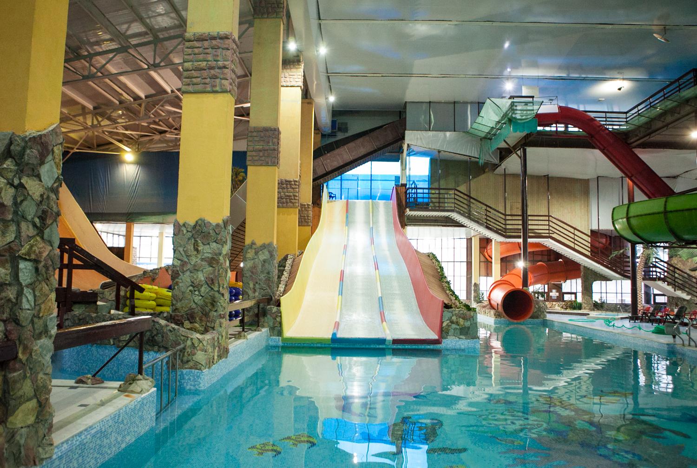 Море водных развлечений в аквапарке «Фэнтези» по демократичным ценам