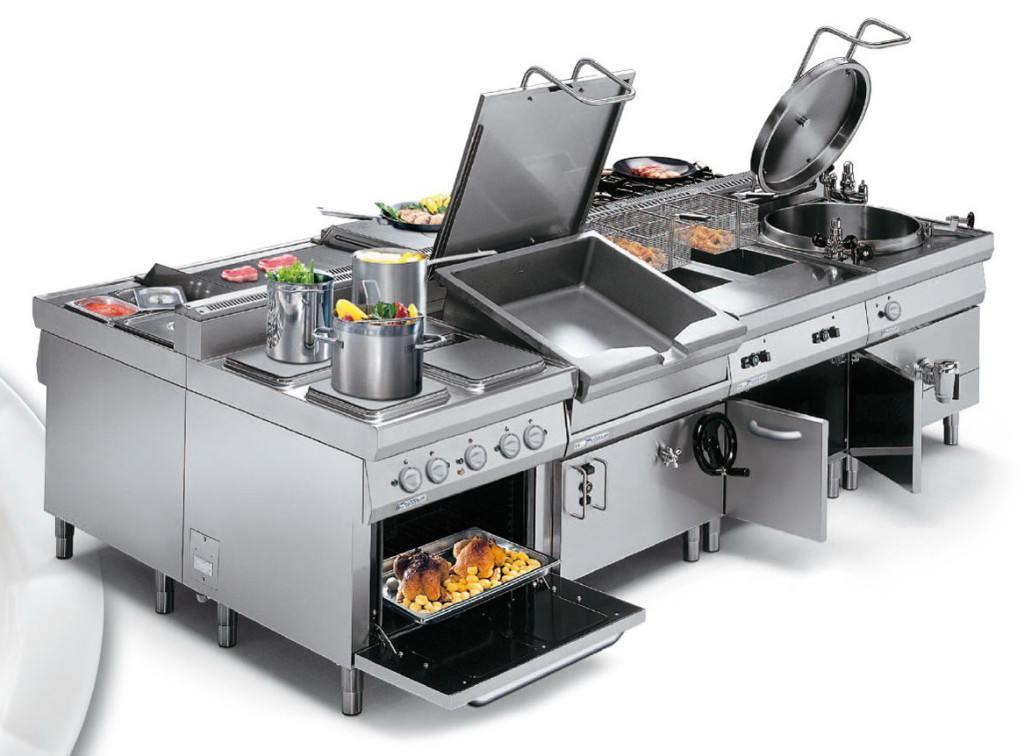 Тепловое оборудование для кафе и ресторанов