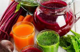 Смузи овощной (разгрузочная диета)