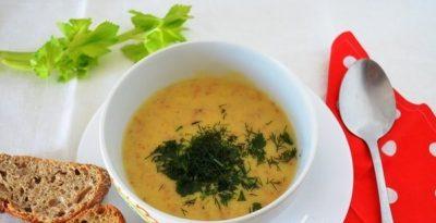«Полба в ложке» суп