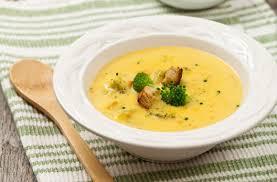 Сырный суп с курицей
