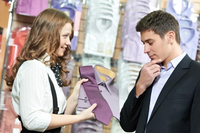 Как установить контакт с клиентом в розничных продажах?