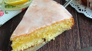 Самый быстрый и простой лимонный пирог