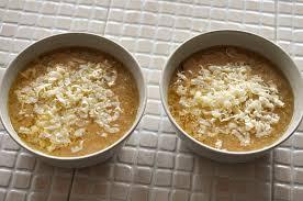 Луковый суп из Вале