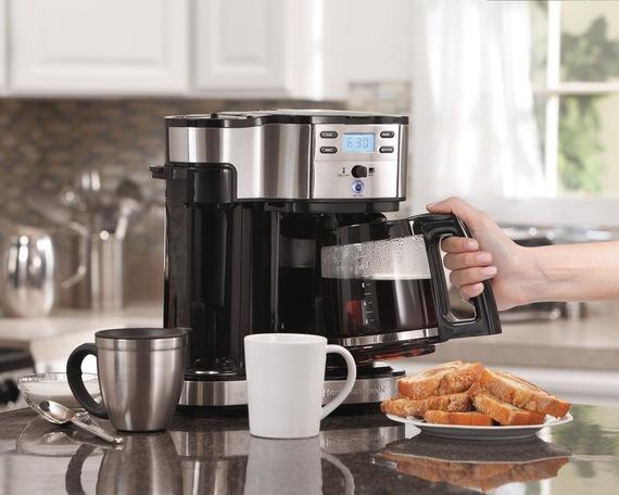 Как выбрать кофемашину?
