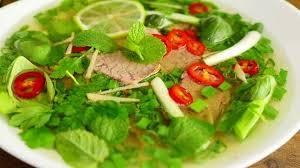 Домашний вьетнамский суп