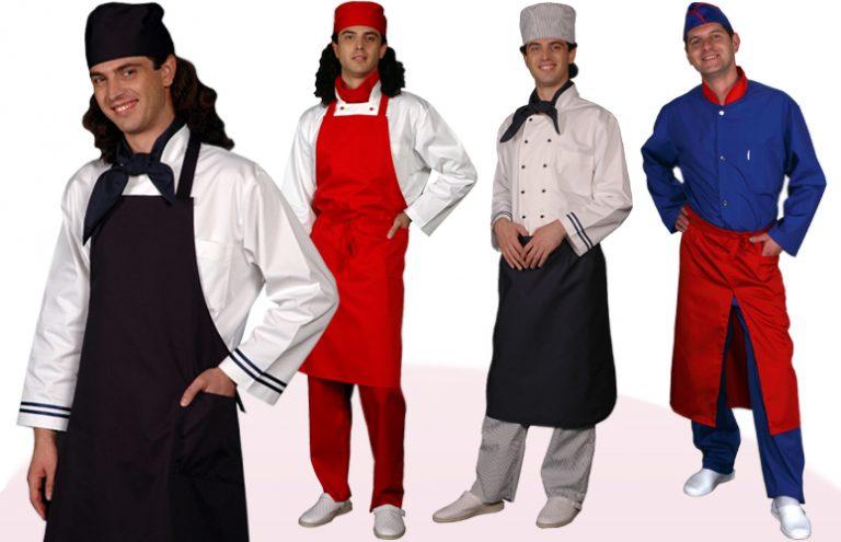 Стильная корпоративная одежда для поваров