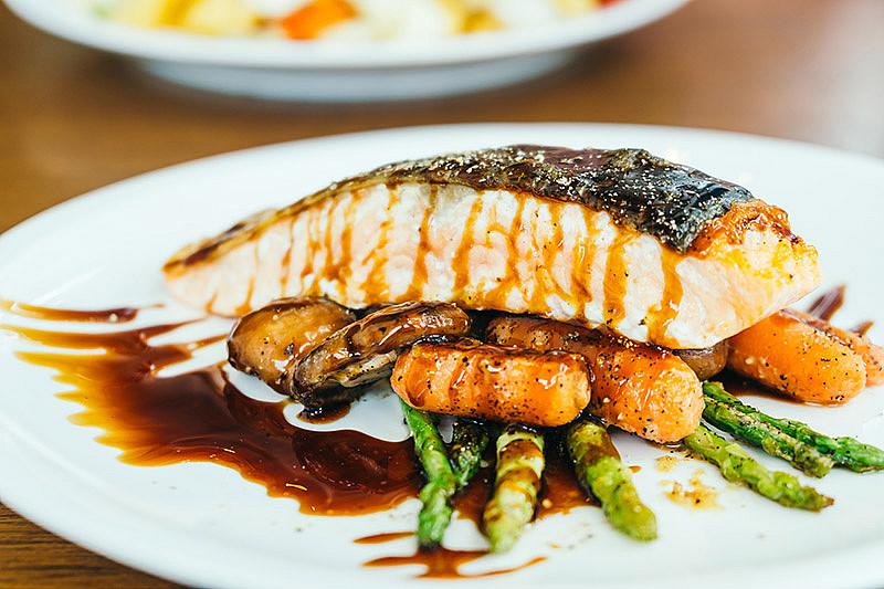 Вкусная диета из морепродуктов