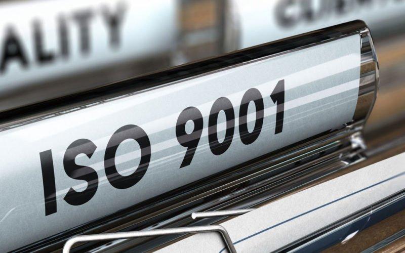 Сертификация по стандартам ISO 9001