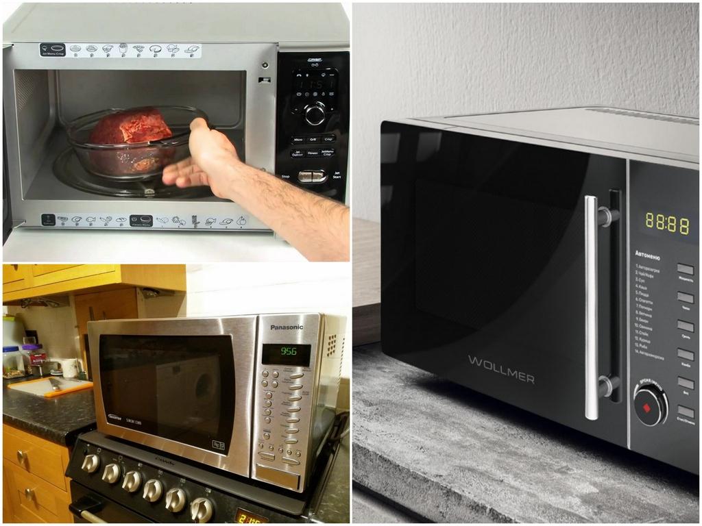 Запекаем мясо без духовки в Wollmer E305