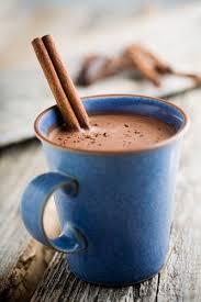 Коричное какао