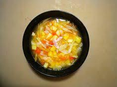 Суп «Кальдо Тлапеньо»