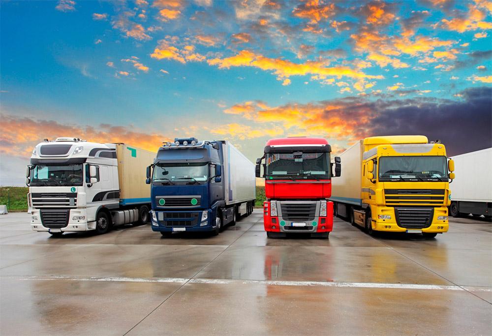 Доставка больших грузов еврофурой