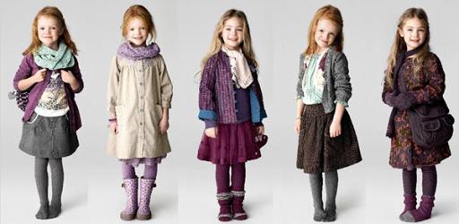 Одежда для девочек — стильные наряды для маленьких модниц