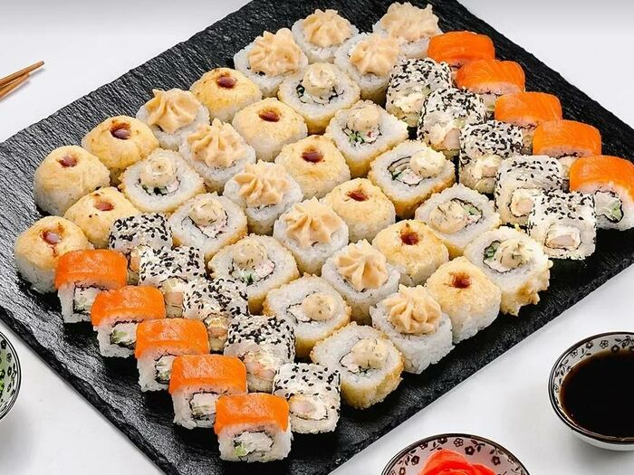 Изысканный ресторан по доставке суши и роллов Икигай