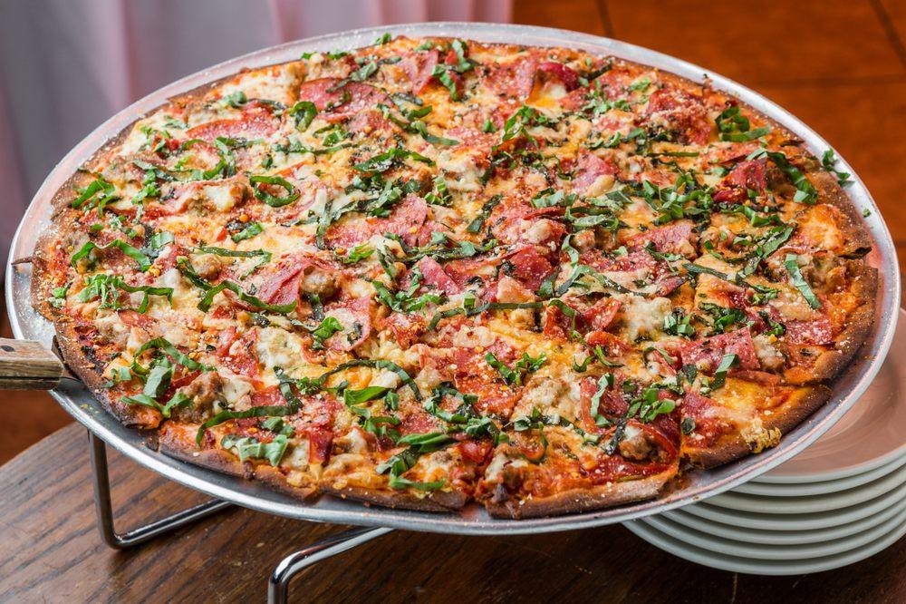 Как приготовить пиццу с орегано