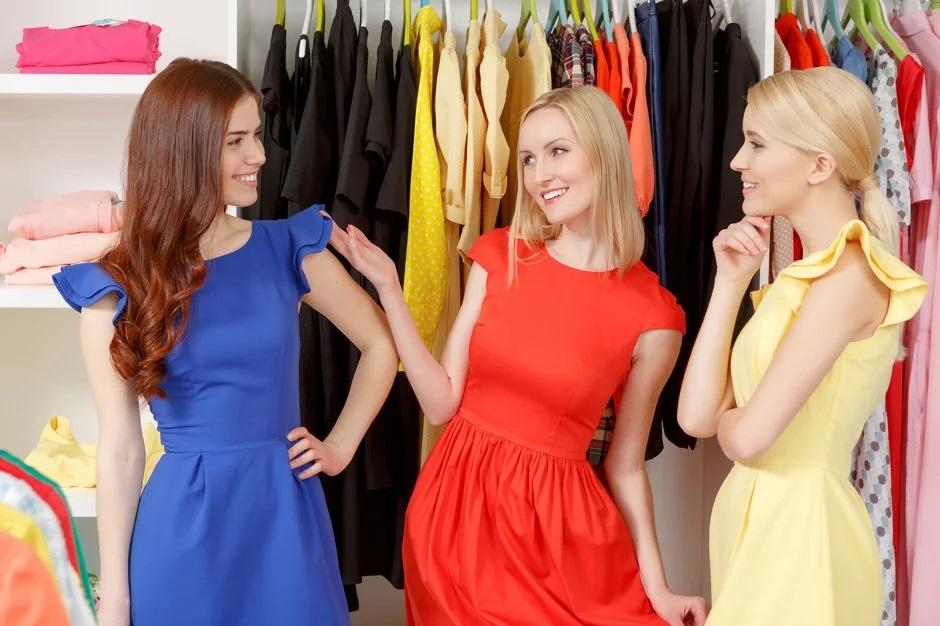 Зачем вам обновлять свой гардероб?