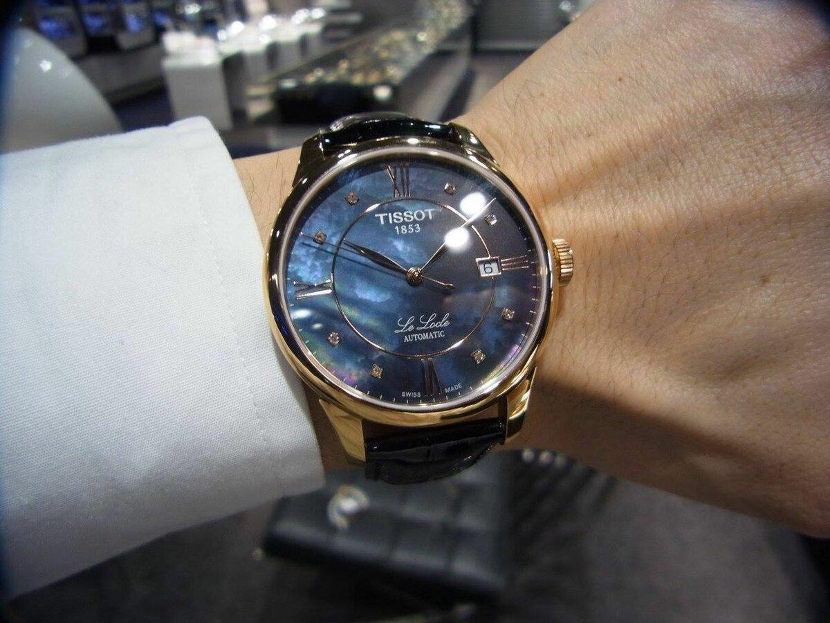 Наручные швейцарские часы. Модные бренды