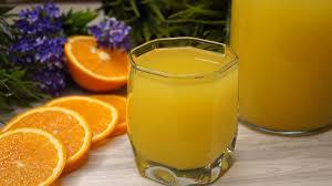 Напиток из апельсинов