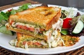 Жареный сэндвич