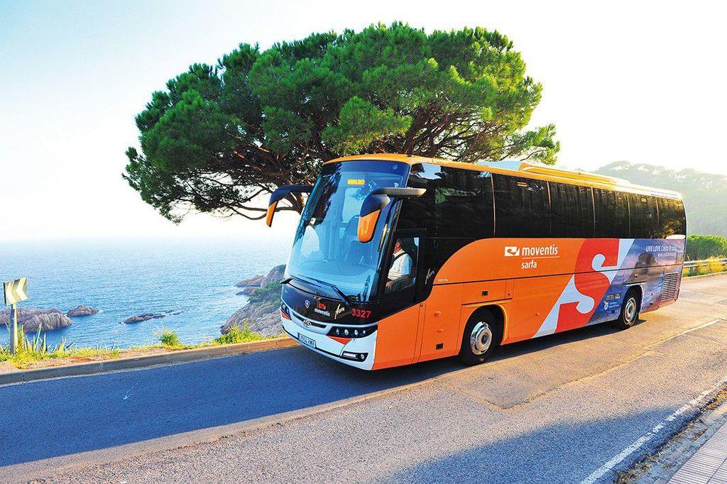 Автобусом к морю на отдых