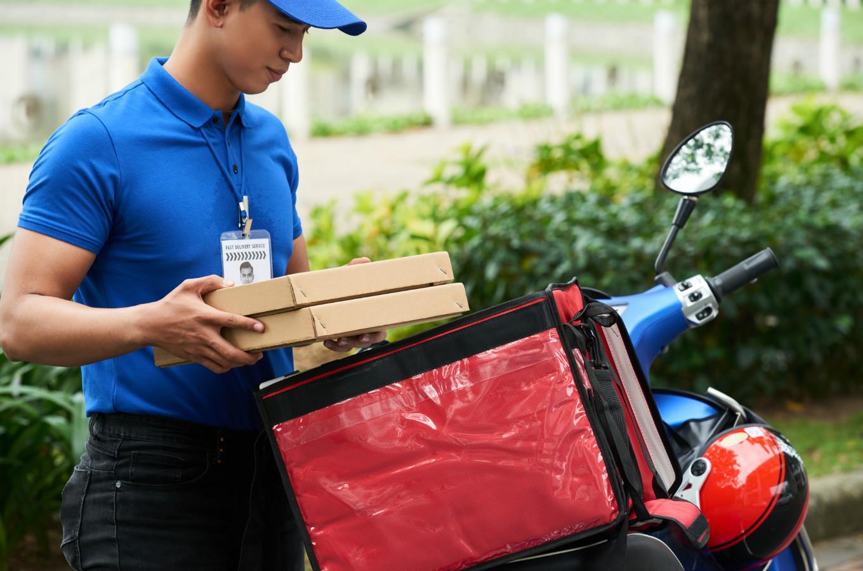Как организовать бизнес по доставке еды из ресторанов