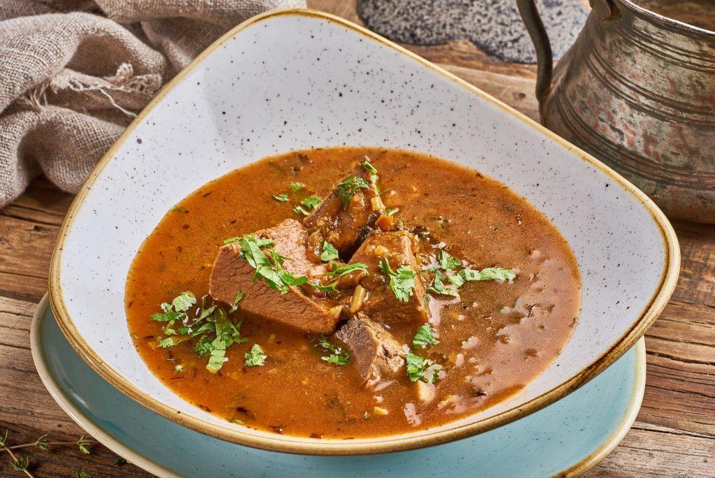 Суп харчо по-грузински – секретный рецепт