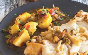 Калдейрада – португальское рыбное рагу