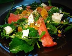 «Южная мелодия зимы» салат