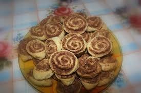 Печенье «Шоколадные розочки»