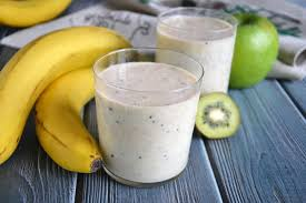 Молочно-фруктовый смузи