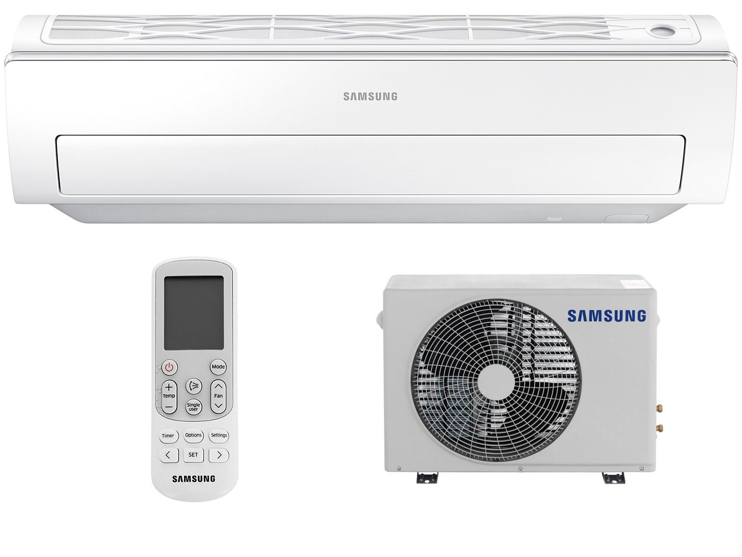 Впечатляющий модельный ряд кондиционеров Samsung