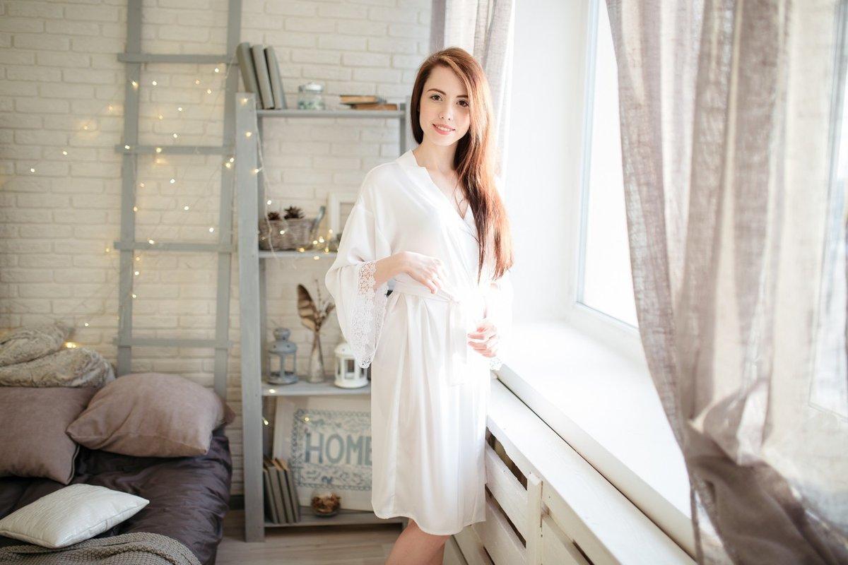 Уютные и привлекательные женские халаты