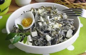 Салат с морской капустой » Семейный»
