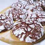 Шоколадное печенье на растительном масле