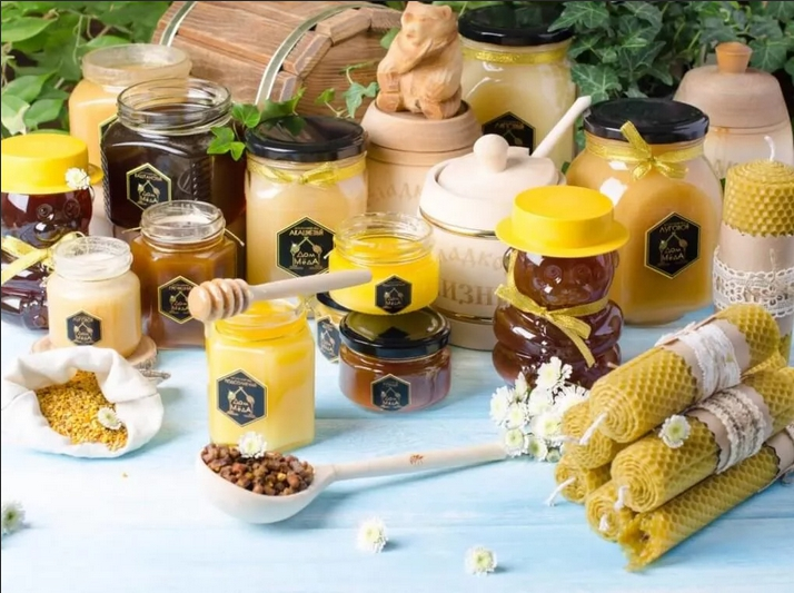 ТОП 3 продукта пчеловодства