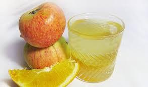 Яблочно-цитрусовый компот