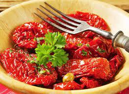 Итальянские вяленые помидоры