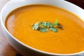 Суп-крем из тыквы