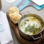 Суп с белыми грибами и маскарпоне