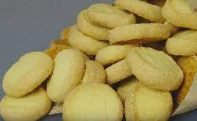 Печенье на сливочном масле
