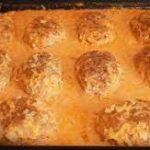 Ленивые голубцы в томатно-сметанной заливке