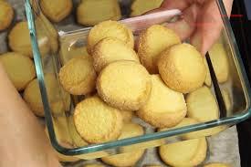 Бисквитное печенье всего из 3 ингредиентов