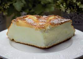 Воздушный йогуртовый пирог