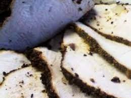 Карбонад из грудки индейки «Пальчики оближешь»