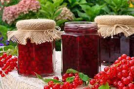 Варенье из красной и белой смородины