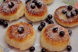 Десерт «Творожник»