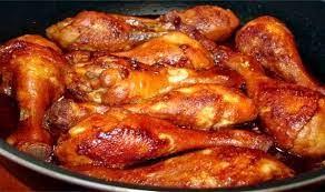Куриные голени с хрустящей корочкой