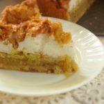 Яблочный польский пирог